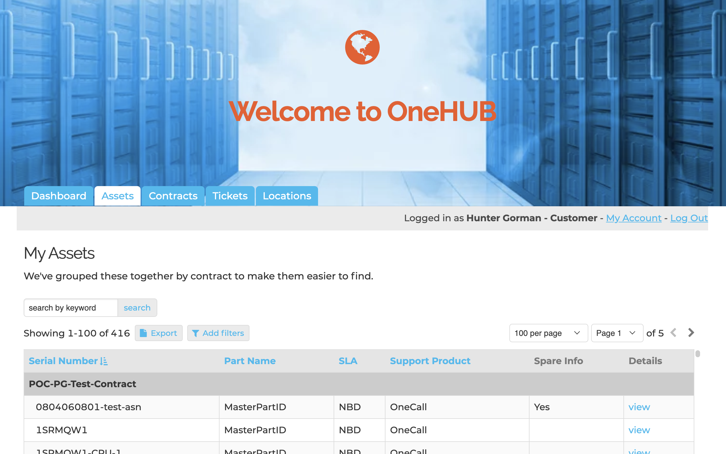 onehub-asset-management